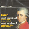 Mozart: Piano Concerto No.25 and Violin Concerto No.5 'Turkish'