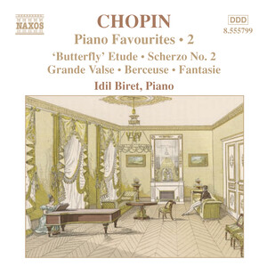 Chopin: Piano Favourites, Vol.2