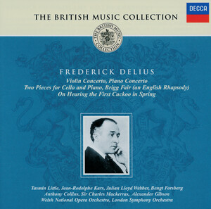 The British Music Collection: Frederick Delius