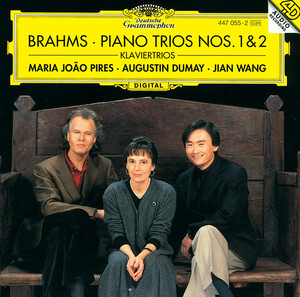Brahms: Piano Trio No.1, Op.8 and 2, Op.87