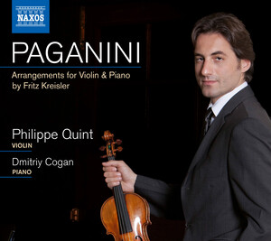 Paganini: Arrangements for Violin and Piano
