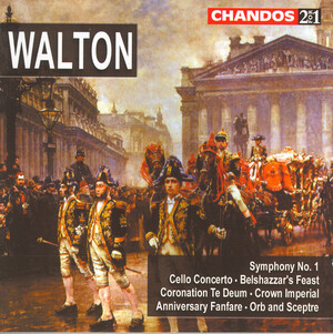 Walton: Symphony No1; Coronation March