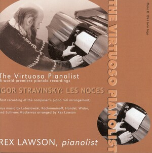 The Virtuoso Pianolist