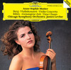 Berg: Violin Concerto; Rihm: Time Chant
