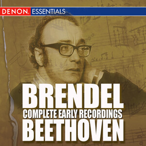 Brendel Complete Early Beethoven Recordings (Disc 1)