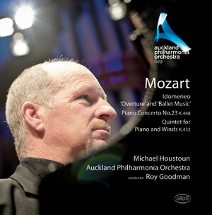 Mozart: Idomeneo (Excerpts), Piano Concerto, K. 488 & Piano Quintet and Winds, K. 452 [Live]