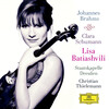 Johannes Brahms and Clara Schumann: Violin Works