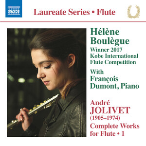 Jolivet: Complete Works for Flute, Vol.1