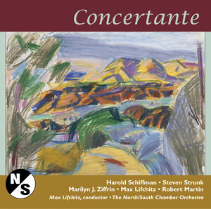 Concertante: Music for Chamber Orchestra by American Composers