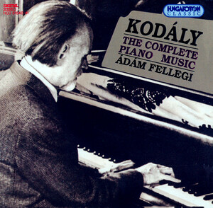 Kodaly: Complete Piano Music