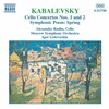 Kabalevsky: Cello Concertos Nos.1 and 2; Symphonic Poem Spring