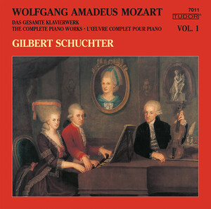 Mozart: The Complete Piano Works, Vol.1