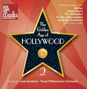 The Golden Age of Hollywood, Vol.2: Works bt Herrmann, Steiner, Korngold, etc.