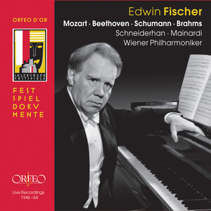 Mozart, Beethoven, Schumann & Brahms: Works for Piano