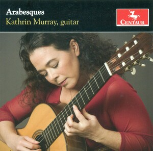 Arabesques: Works for Solo Guitar