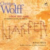 Christian Wolff: Look She Said (Complete Works for Double Bass)