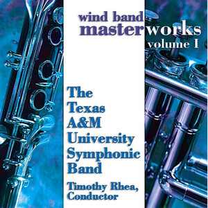 Wind Band Masterworks, Vol.1: Works by Holst, Grieg, Ives, etc.