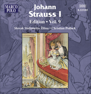 Johann Strauss I Edition, Vol.9