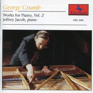 Crumb: Works for Piano, Vol.2