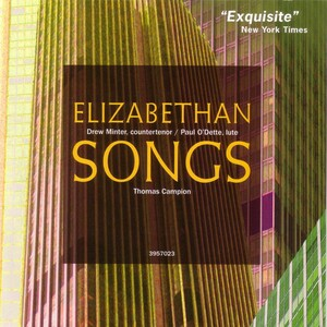 Campion: Elizabethan Songs