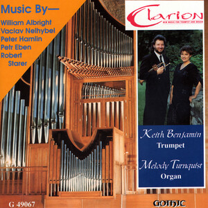 Clarion (New Music for Trumpet & Organ)
