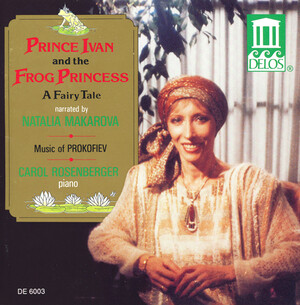 Prince Ivan and the Frog Princess: A Fairy Tale