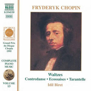 Chopin: Complete Piano Music, Vol.13