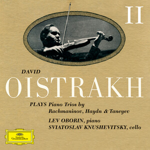 David Oistrakh Plays Piano Trios