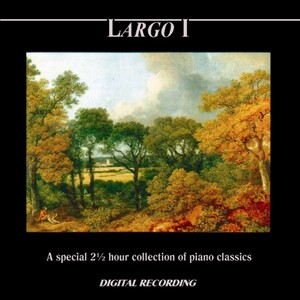 Collection of Piano Music, Vol.1: Works by Bach, Beethoven, Liszt, etc.