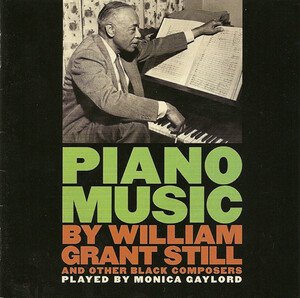 Piano Music by William Grant Still and Other Black Composers
