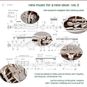 New Music for a New Oboe, Vol.2
