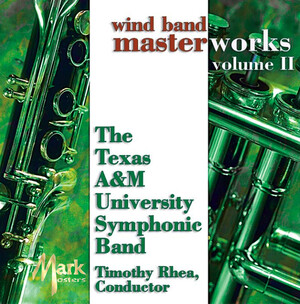 Wind Band Masterworks, Vol.2: Works by Dukas, Arnold, Reed, etc.