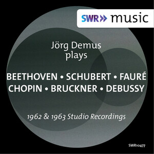 Debussy, Bruckner, Schubert and Others: Solo Piano Works