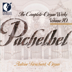 Pachelbel: The Complete Organ Works, Vol.11