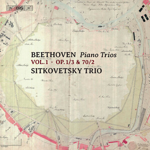 Beethoven: Piano Trios, Vol.1