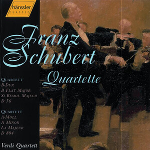 Schubert: Quartette