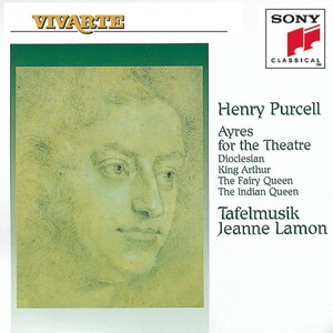 Ayres for the Theatre: Works by Purcell