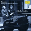 Brahms: Songs without Words