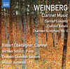 Weinberg: Clarinet and Chamber Works