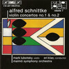 Alfred Schnittke: Violin Concertos 1 and 2