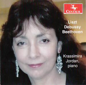 Liszt, Debussy and Beethoven: Piano Works