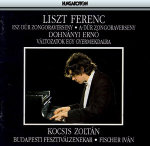 Liszt: Piano Concertos No.1 and 2; Dohnanyi: Variations On A Nursery Theme