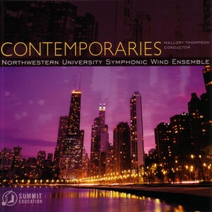 Contemporaries: Wind Ensemble works of Adams, Schoenberg, Hindemith, and Copland