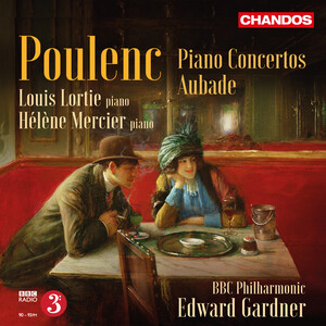 Poulenc: Piano Concertos and Aubade, FP51