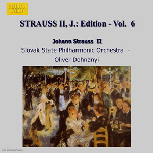 J. Strauss, Jr. Edition, Vol. 6