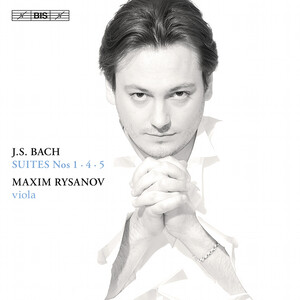 J.S.Bach: Suites Nos.1, 4 and 5