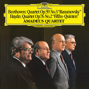 "Beethoven: String Quartet In C, Op.59 No.3 - ""Rasumovsky No. 3"" / Haydn: String Quartet In D Minor, Hob. III:76 (Op.76 No.2 - ""Fifths"") (Live)"