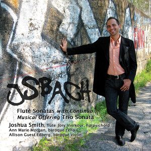 J.S. Bach: Flute Sonatas with Continuo; Musical Offering Trio Sonata