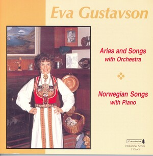 Arias and Songs; Norwegian Songs