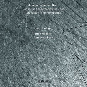 J.S. Bach: Concertos and Sinfonias for Oboe
